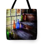 Collector - Bottle - A Collection Of Bottles Tote Bag