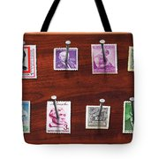Collector - Stamp Collector - My Stamp Collection Tote Bag