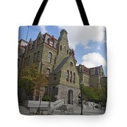 College Hall University Of Pennsylvania Tote Bag