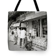 College Street Calcutta  Tote Bag