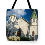 College Street Playhouse Tote Bag