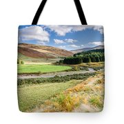 College Valley Forest Tote Bag