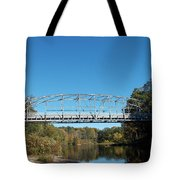 Collinsville Steel Bridge 1 Tote Bag