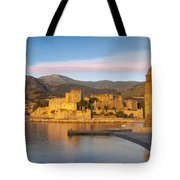 Collioure Dawn Tote Bag