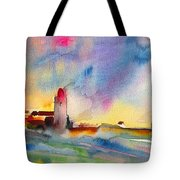 Collioure Impression 01 Tote Bag