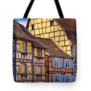 Colmar Alsace Tote Bag