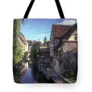 Colmar Cannel  Tote Bag