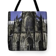 Cologne Cathedral 05 Tote Bag