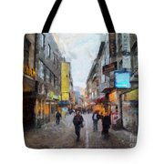 Cologne Stroll Tote Bag
