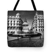 Colon Square Tote Bag