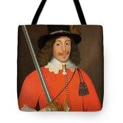 Colonel John Hutchinson, C.1643 Tote Bag