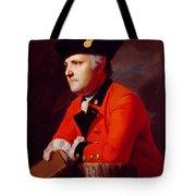 Colonel John Montresor Tote Bag