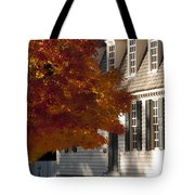 Colonial Color Tote Bag
