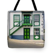 Colonial House Tote Bag