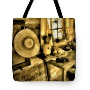 Colonial Kitchen Tote Bag