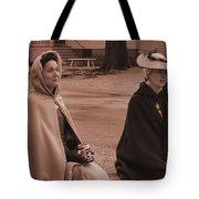 Colonial Ladies Tote Bag