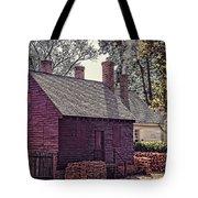 Colonial Williamsburg Tote Bag