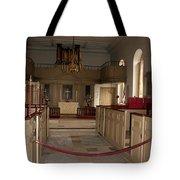 Colonial Williamsburg Church  Tote Bag