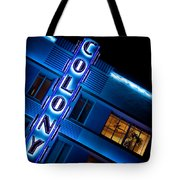 Colony Hotel 1 Tote Bag