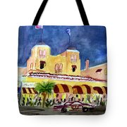 Colony Hotel In Delray Beach Tote Bag