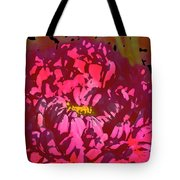 Color 128 Tote Bag