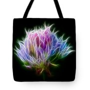 Color Burst Tote Bag by Adam Romanowicz