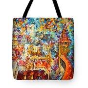 Color Castle Tote Bag
