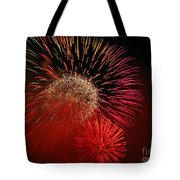 Color Change Tote Bag by C Ray  Roth