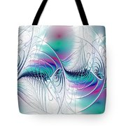 Color Elegance Tote Bag