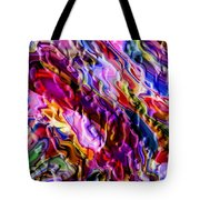 Color Evolution Tote Bag