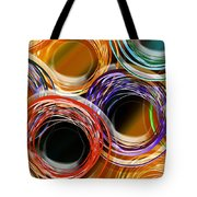 Color Frenzy 7 Tote Bag