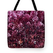 Color In The Tree 01 Tote Bag