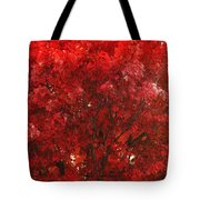 Color In The Tree 02 Tote Bag