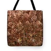 Color In The Tree 04 Tote Bag