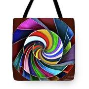 Color Me Again Tote Bag