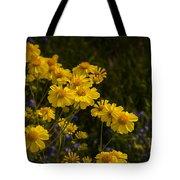 Color Me Yellow  Tote Bag