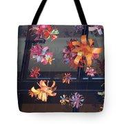 Color Mobile Tote Bag