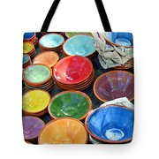 Color My Bowl With Love Tote Bag