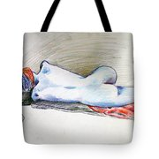 Color Nude #1 Tote Bag