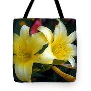 Color Of Lemon Tote Bag