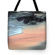 Color Of Sand Cape May Nj Tote Bag