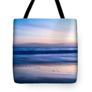 Color Of Sea And Sky Tote Bag