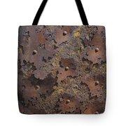 Color Of Steel 2 Tote Bag