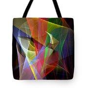 Color Symphony Tote Bag