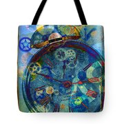 Color Time Tote Bag