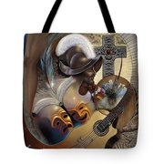 Color Y Cultura Tote Bag by Ricardo Chavez-Mendez