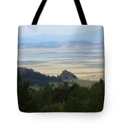 Colorado - Blue Tote Bag