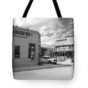 Colorado Boy Tote Bag