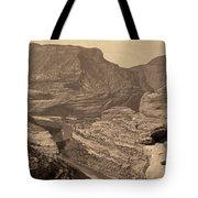 Colorado Canyons, 1872 Tote Bag