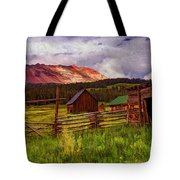 Colorado Dreamin' Tote Bag